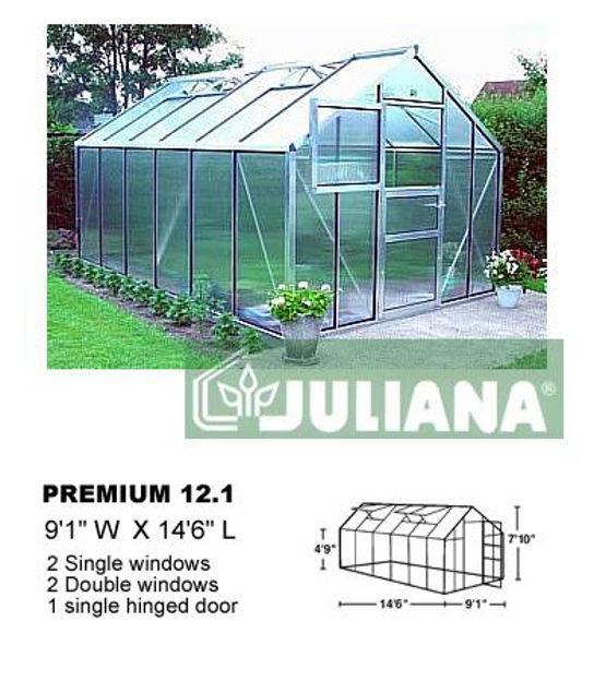Picture of Juliana Premium 13.0 Greenhouse