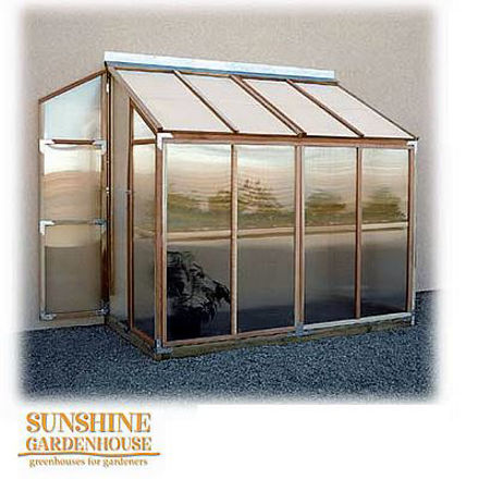 Picture of Sunshine Lean to Gardenhouse