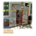 Picture of Sunshine Patio Gardenhouse Greenhouse
