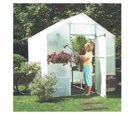 Picture of Solexx Garden Master 8x8 Greenhouse
