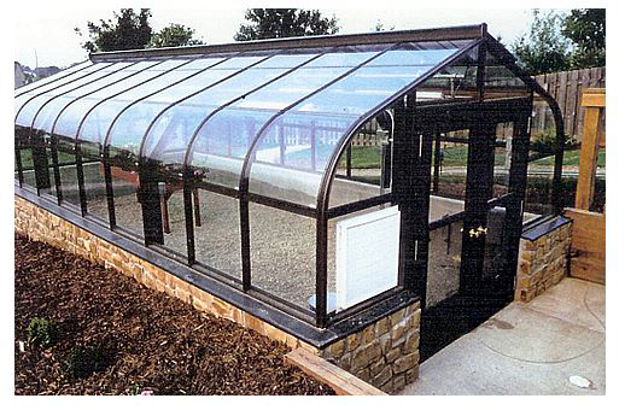 Picture of Grand Hideaway Greenhouse Sixteen Foot Wide Model