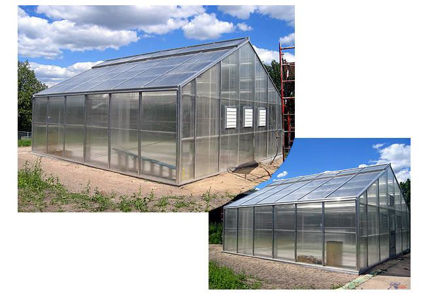 Picture of Master Hideaway Greenhouse 24' Wide