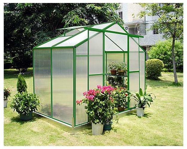 Picture of Easy Grow Sundog Traditional Greenhouse 9 x 5