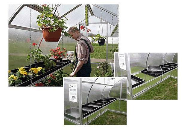 Picture of Riga IIs Shelf Kit #2 (Seed Tray)