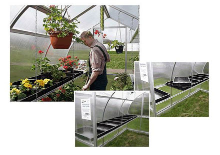 Picture of Riga IVs Shelf Kit #2 (Seed Tray)