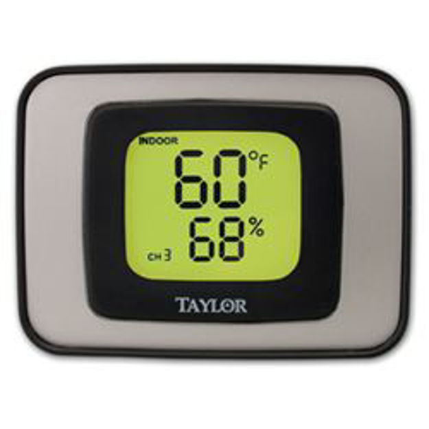 Picture of Indoor and Outdoor Thermometer and Hygrometer