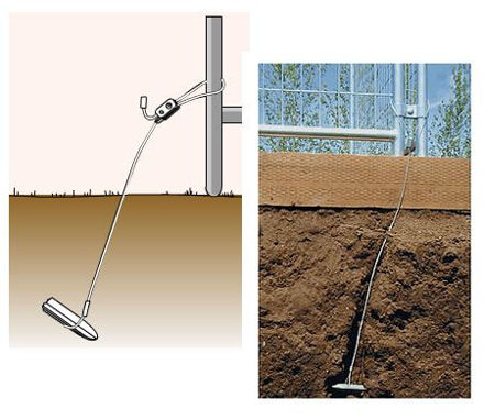 Picture of Eagle Ground Anchor System 2pc. Set