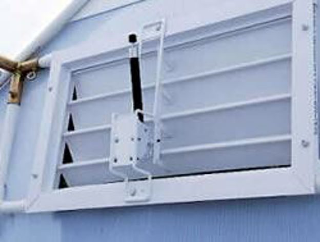 Picture of Solexx Easy Flow Solar Powered Louver Opener - HV31