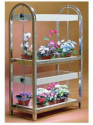 Picture of Compact Lite 2 Shelf Plant Cart