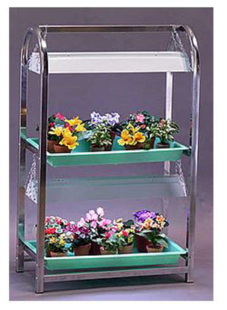 Picture of Super Value Growing Stand 2 Shelf - 2 Tray