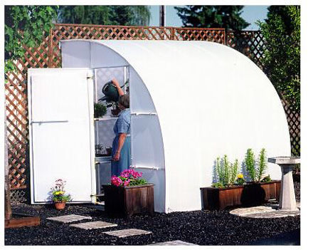 Picture of Solexx Harvester 8x8 Greenhouse
