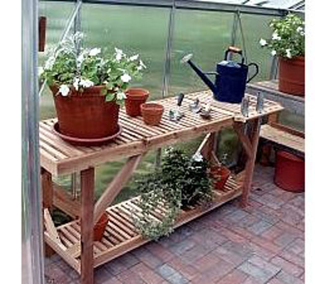 Picture of Juliana 5 Foot Cedar Table