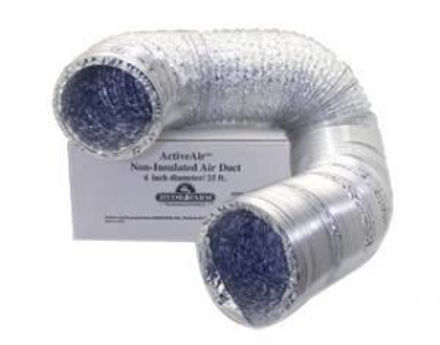 """Picture of Non-insulated Air Duct 4""""-25'"""