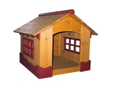Picture of Small Dog Ice Cream House