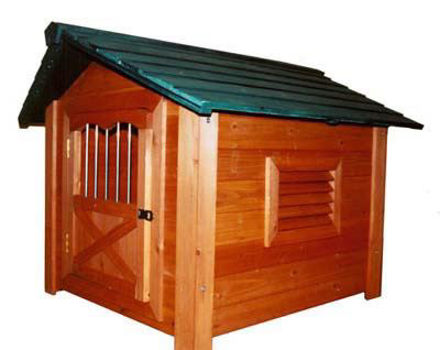 Picture of The Stable Dog House
