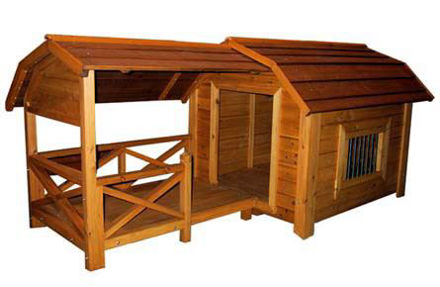Picture of The Barn Dog House