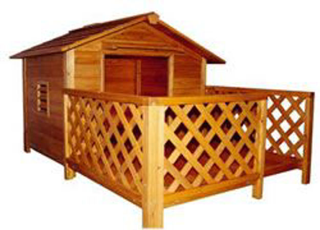 Picture of The Mansion Dog House