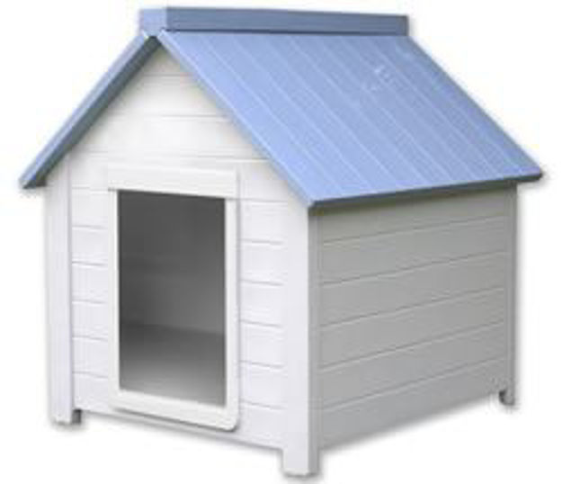 Picture of New-Age-Pet Large Bunk House - Small Door