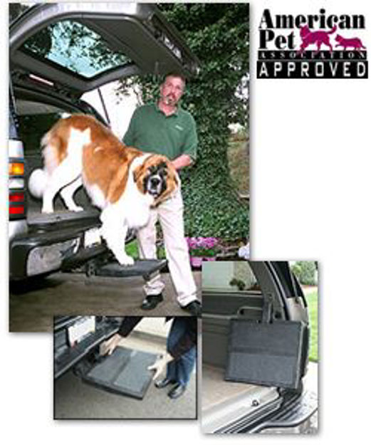 Picture of Otto Step SUV Dog Step