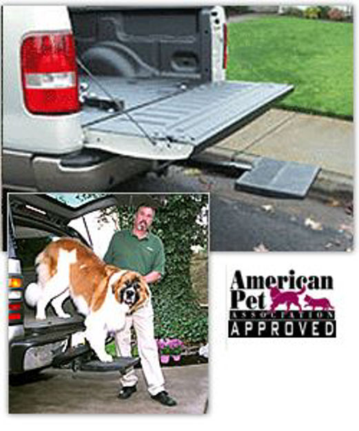 Picture of Otto Step Truck Dog Step