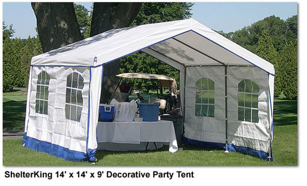 Picture of ShelterKing 14 x 14 x 9 Party Tent