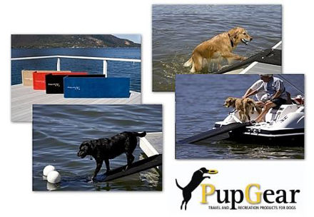 Picture of Original doggydocks™ Floating Water Ramp for Dogs