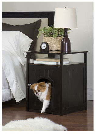 Picture of Night Stand/Pet House - Espresso