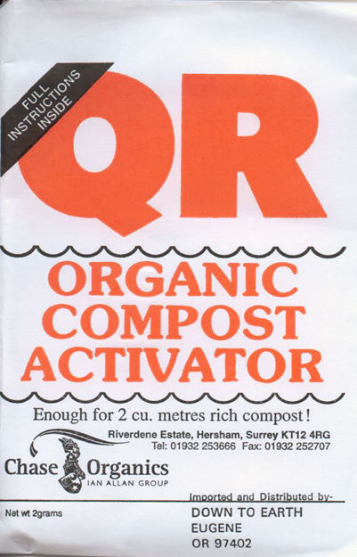 Picture of QR Compost Activator