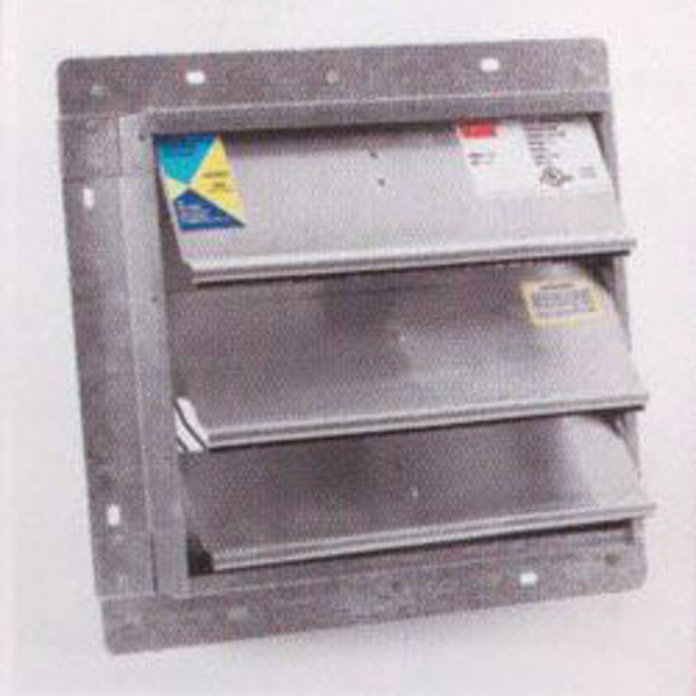 Picture of Automatic Airflow Shutters