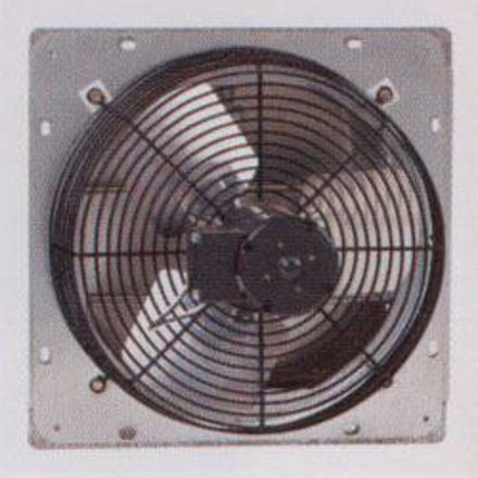 """Picture of 10"""" Shutter Mounted Exhaust Fan"""