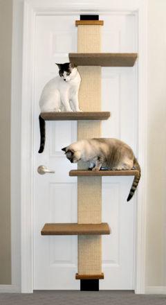 Picture of Cat Climber Door Platform