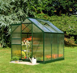 Picture of Halls Popular 66 Greenhouse - Green