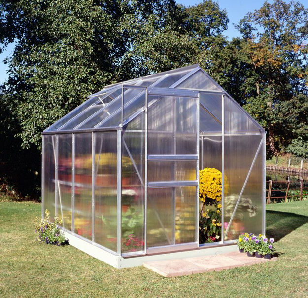 Picture of Halls Popular 86 Greenhouse