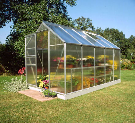 Picture of Halls Popular 106 Greenhouse