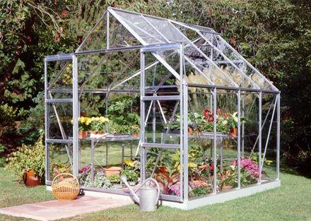 Picture of Halls Magnum 88 Greenhouse
