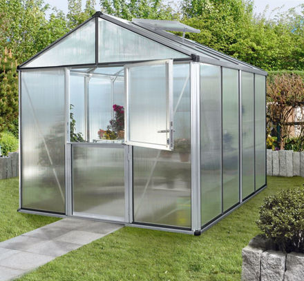 Picture of Halls Optimum 78 Greenhouse