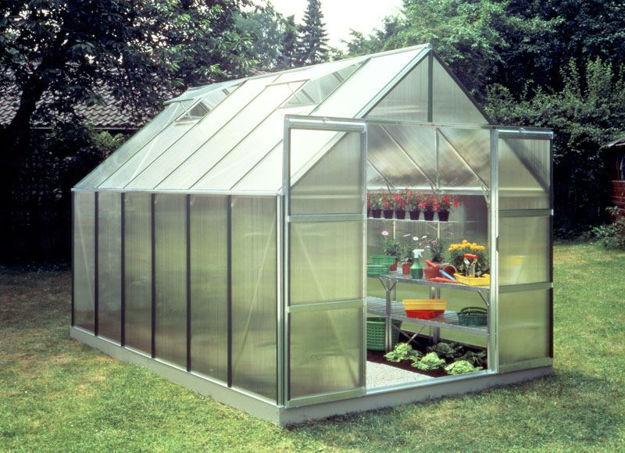 Picture of Halls Magnum 128 Greenhouse