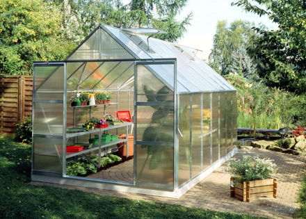 Picture of Halls Magnum 148 Greenhouse