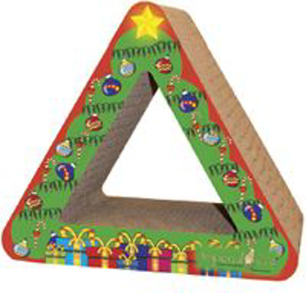 Picture of Scratch N Shapes Christmas Tree Scratcher