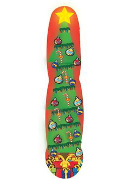 Picture of Scratch N Shapes Christmas Tree Hanging Scratchers