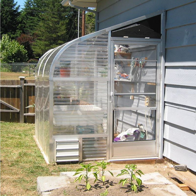 Picture of Sunglo 1500B Lean-To Greenhouse