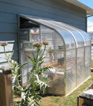 Picture of Sunglo 1500D Lean-To Greenhouse