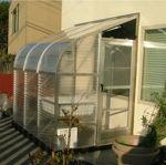 Picture of Sunglo 1500E Lean-To Greenhouse