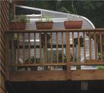 Picture of Sunglo 1700E Lean-To Greenhouse