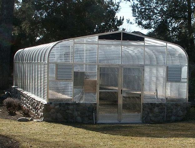 Picture of Sunglo 2100E Greenhouse