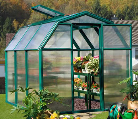 Picture of Eco Grow 2 8' Basic Greenhouse Kit