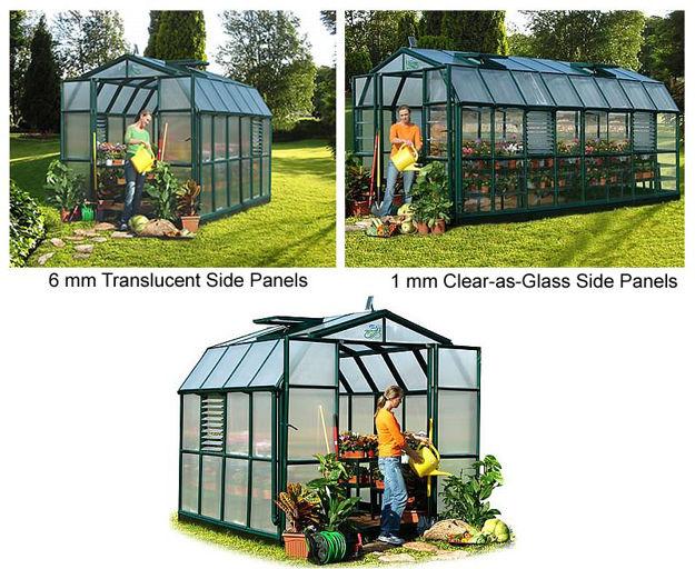 Picture of Grand Gardener 16 Basic Greenhouse Kit