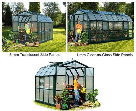 Picture of Grand Gardener 20 Basic Greenhouse Kit