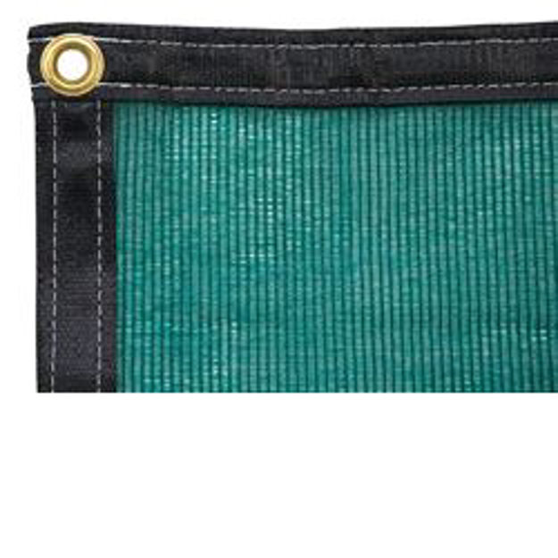 Picture of Green Shade Cloth - 8' x 12'