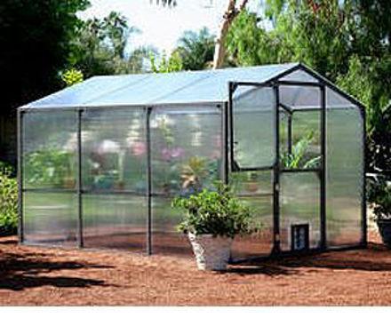 Picture of Montecito 9' W x 12' L Greenhouse Kit